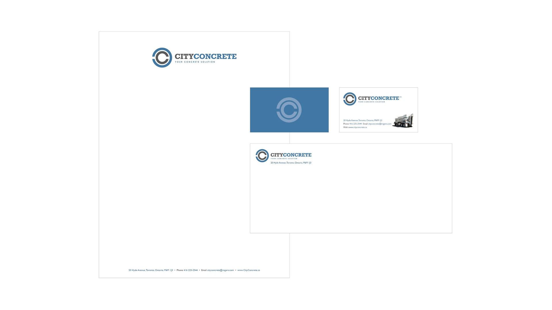 BrandingSample-CityConcrete