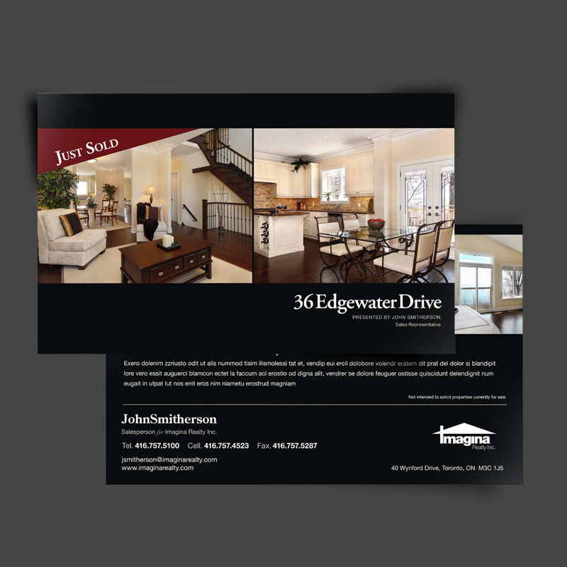 real estate feature sheet template free - print media category results real estate photos