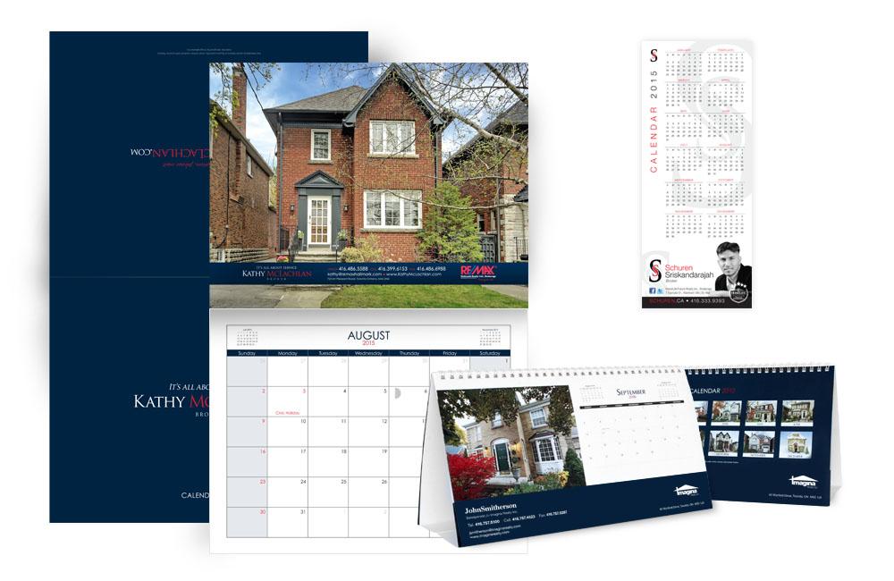 Real Estate Calendar Design : Calendars real estate photos marketing feature sheets