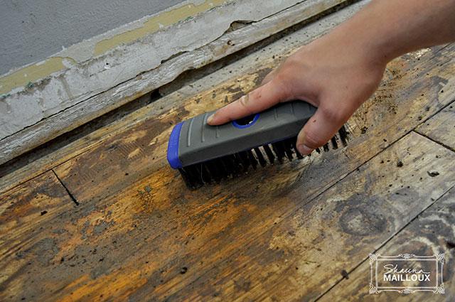 refinishing reclaimed wood \u2013 real estate photos, marketing, featurerefinishing reclaimed wood