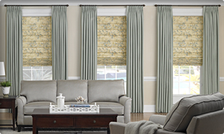 Window Treatments Drapes Vs Blinds Real Estate Photos