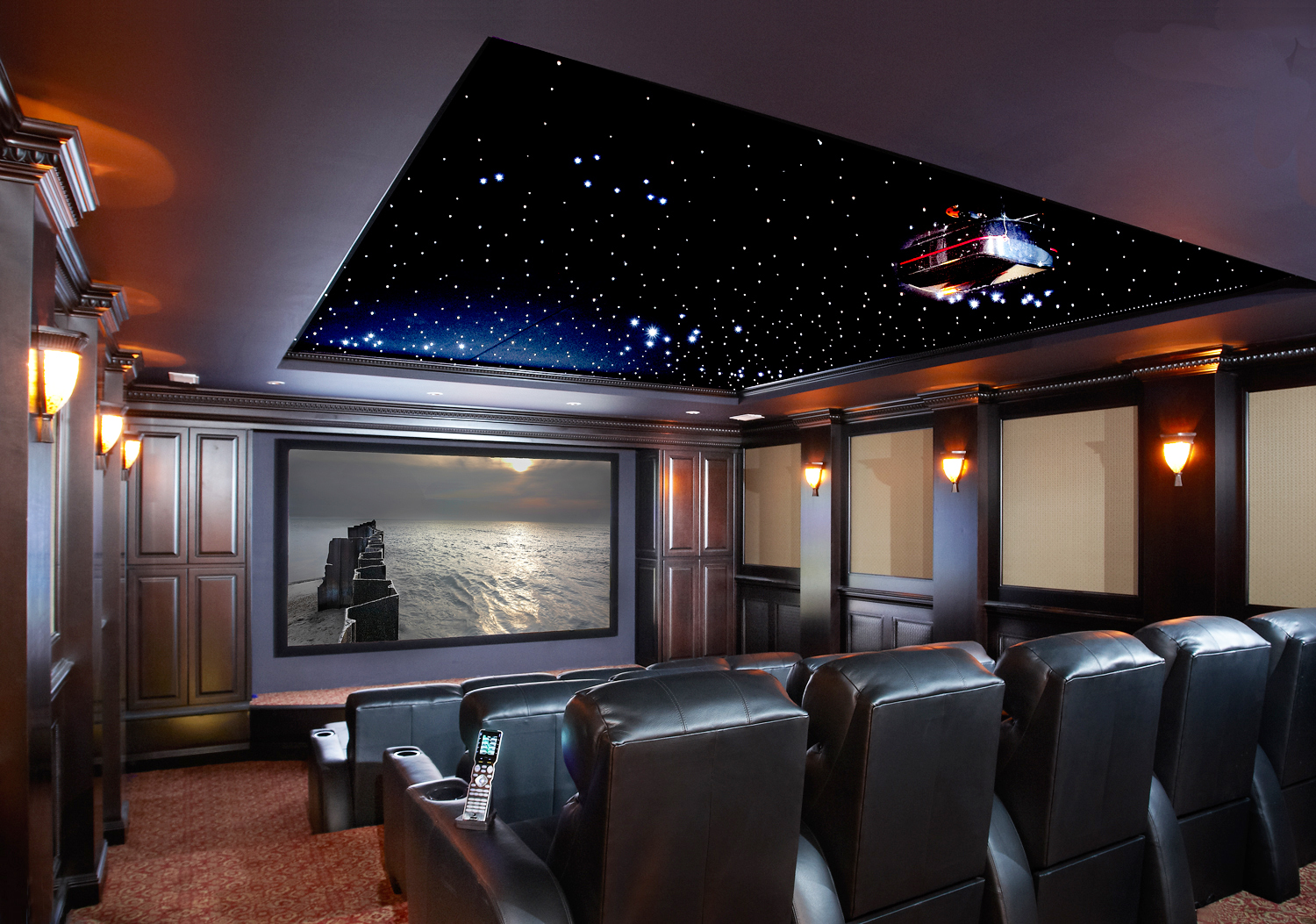 The Home Theatre Experience