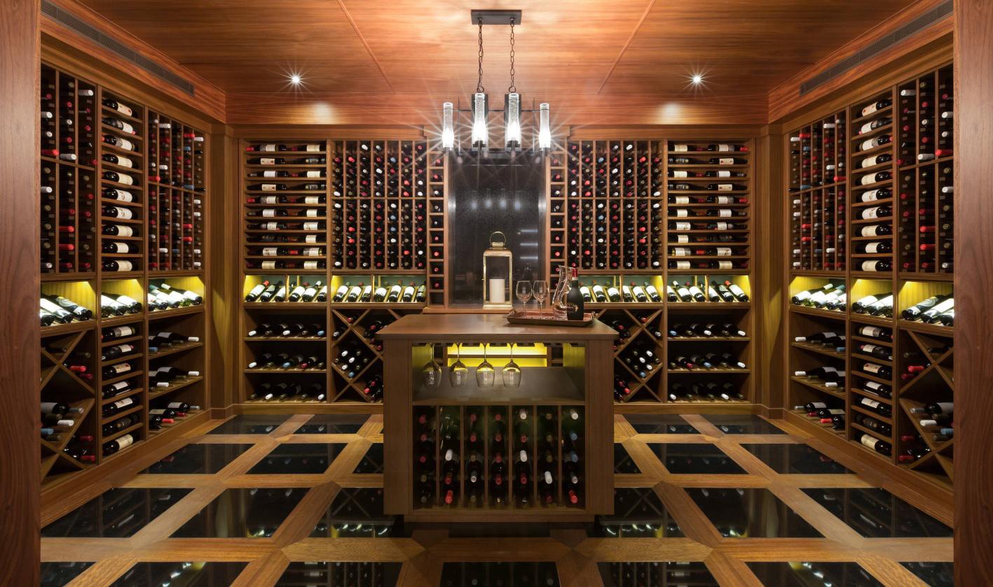 Wonderful Wine Cellars Real Estate Photos Marketing